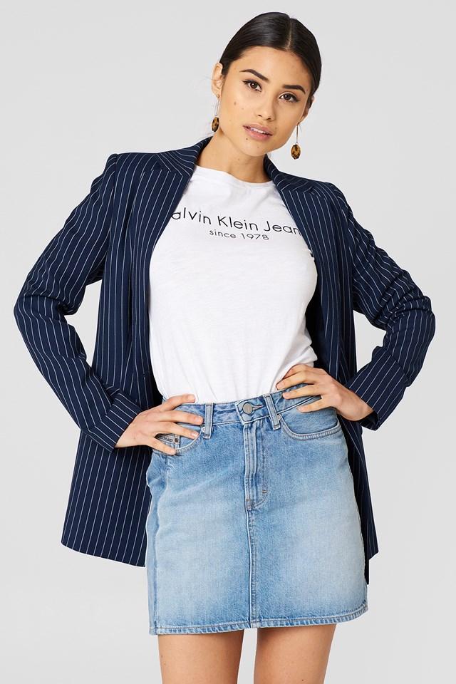 Mini Skirt Vertical Light Vertical