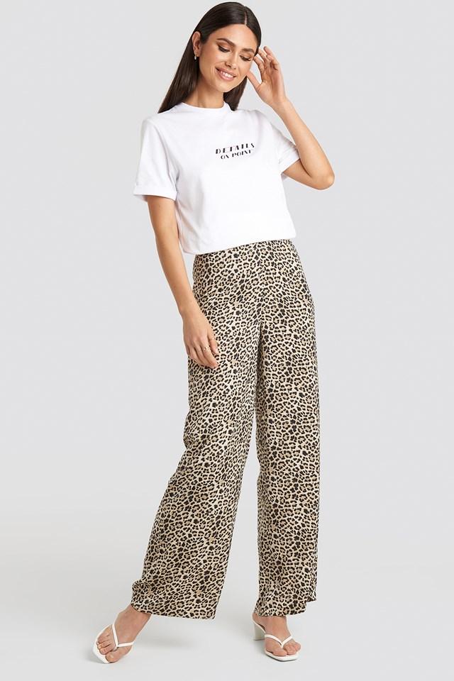 Leo Pants Leopard