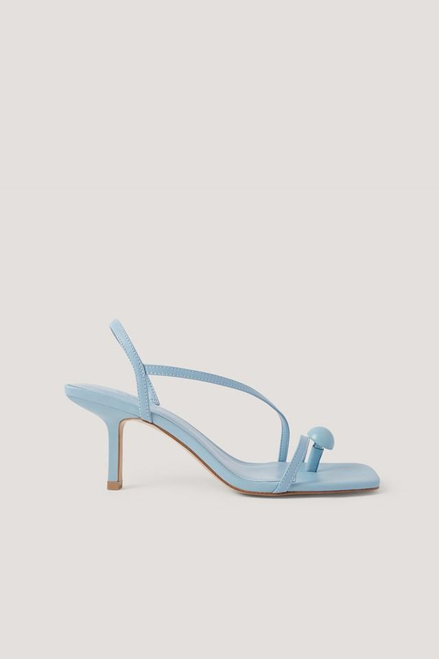 Boton Sandals Sky Blue