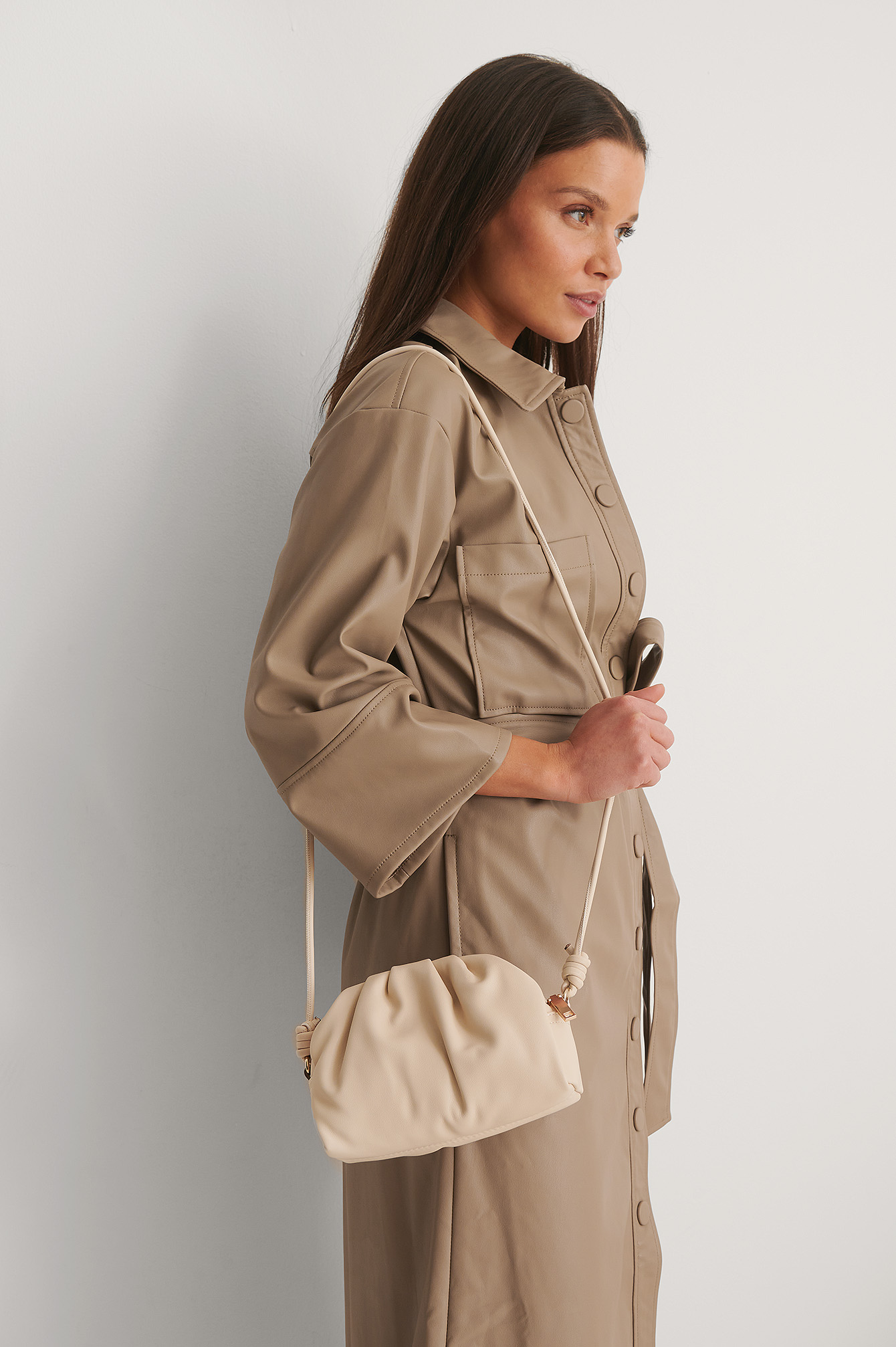 Light Beige Cascais S Bag