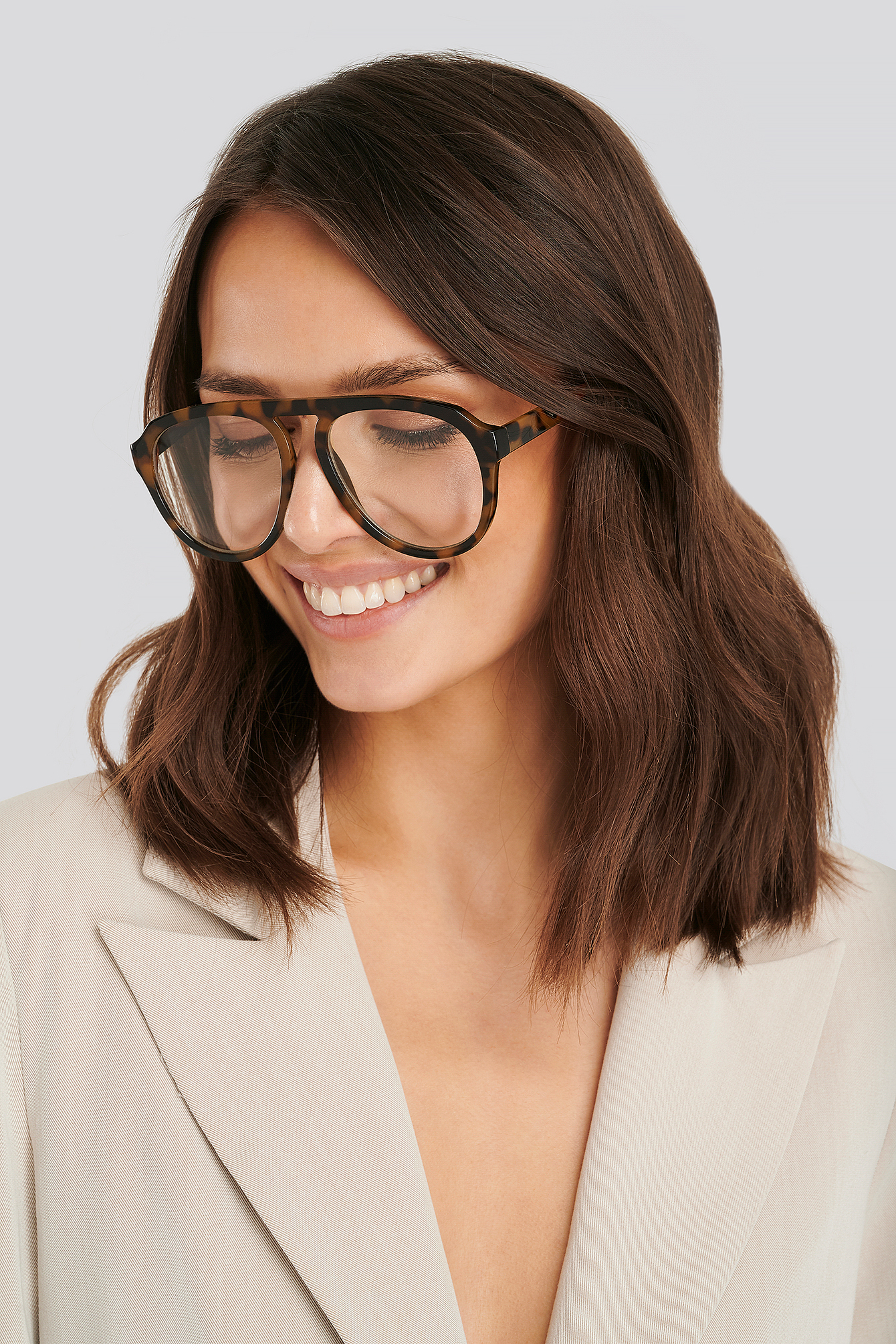 Dark Brown Greta2 Sunglasses