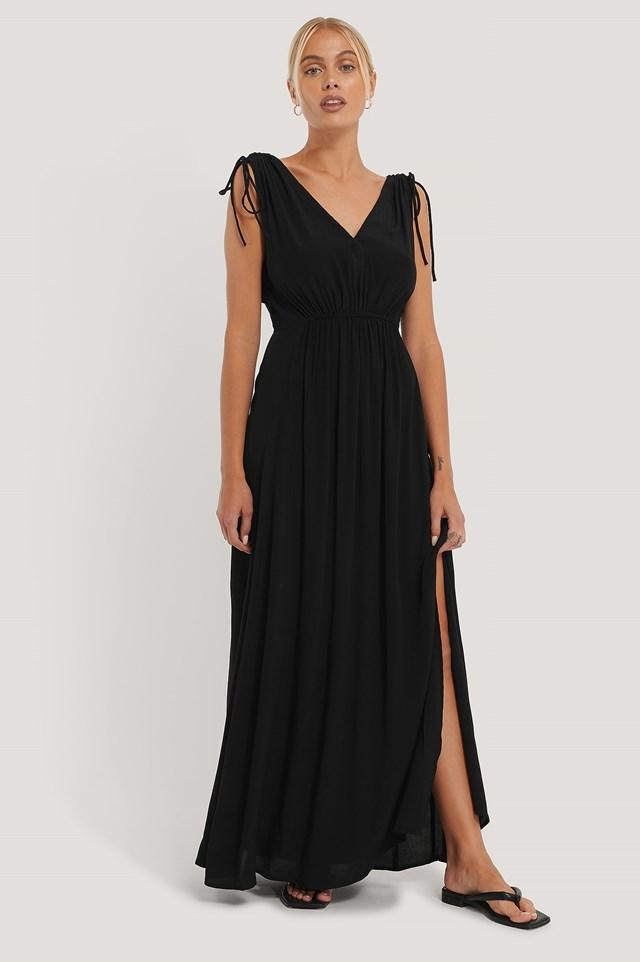 Klement Dress Black