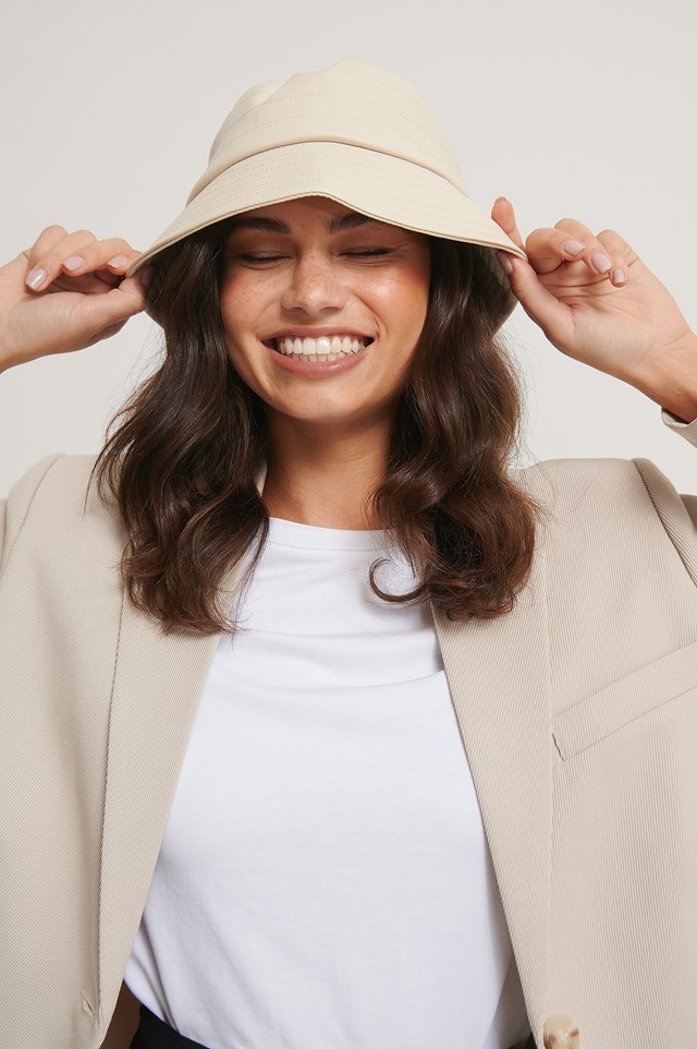 Lina Hat Light Beige