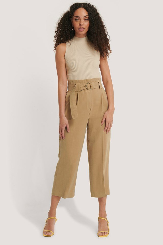 Lol Trousers Camel