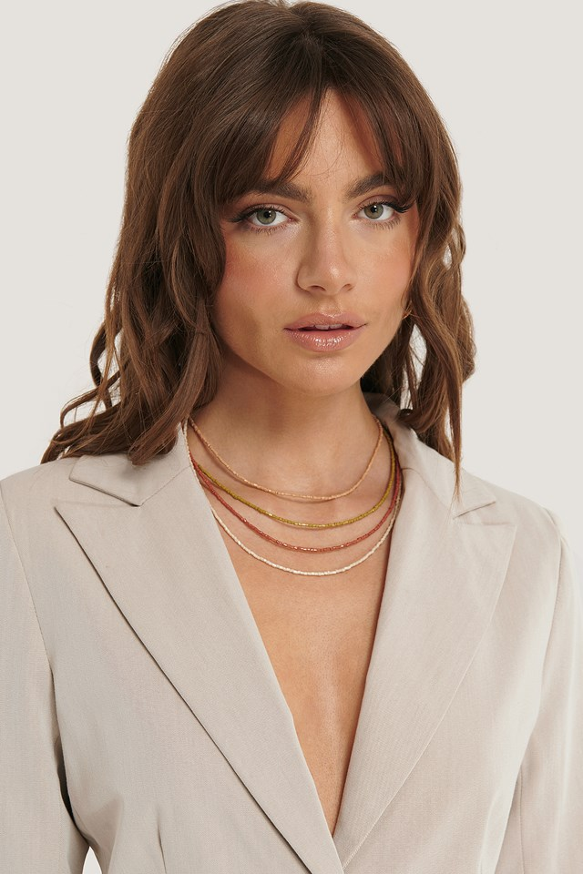 Pim Necklace Copper