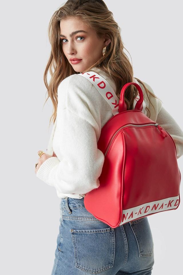 Plecak Red