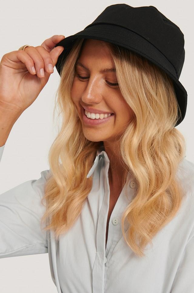 Basic Bucket Hat Black