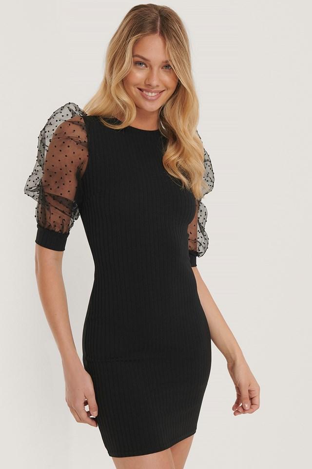Capri Dress Black