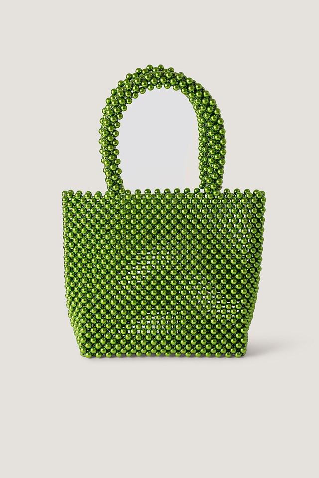 Pearl Bag Green