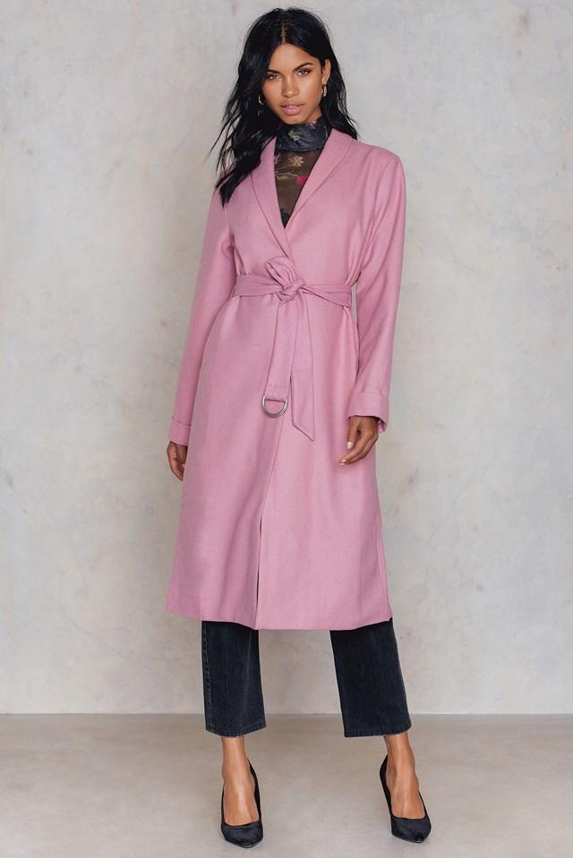 Pink Coat Pink