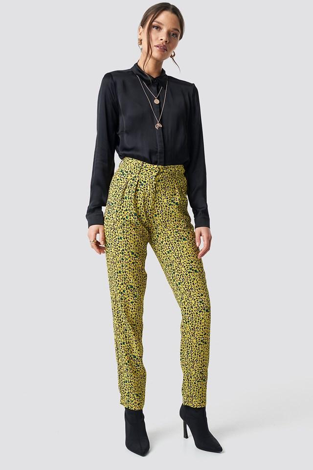 Leopard Elsa Print Pant