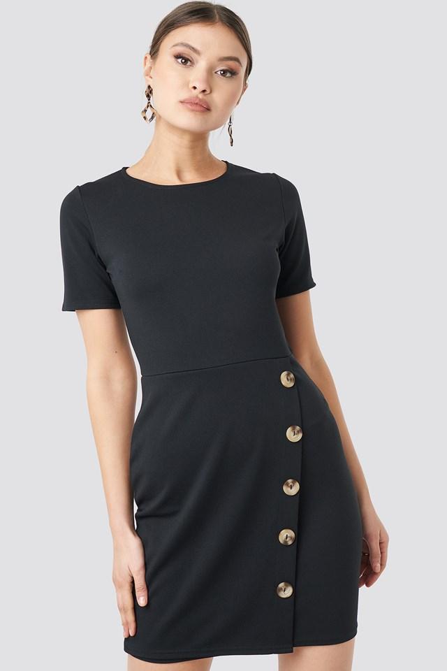Black Nana Dress
