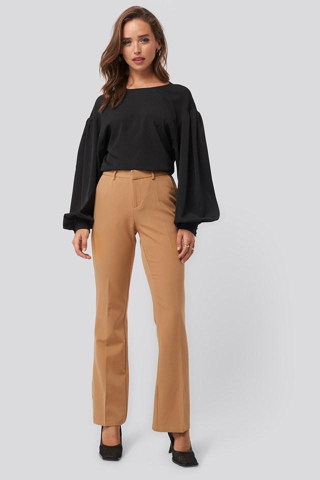 Camel Veka Pants