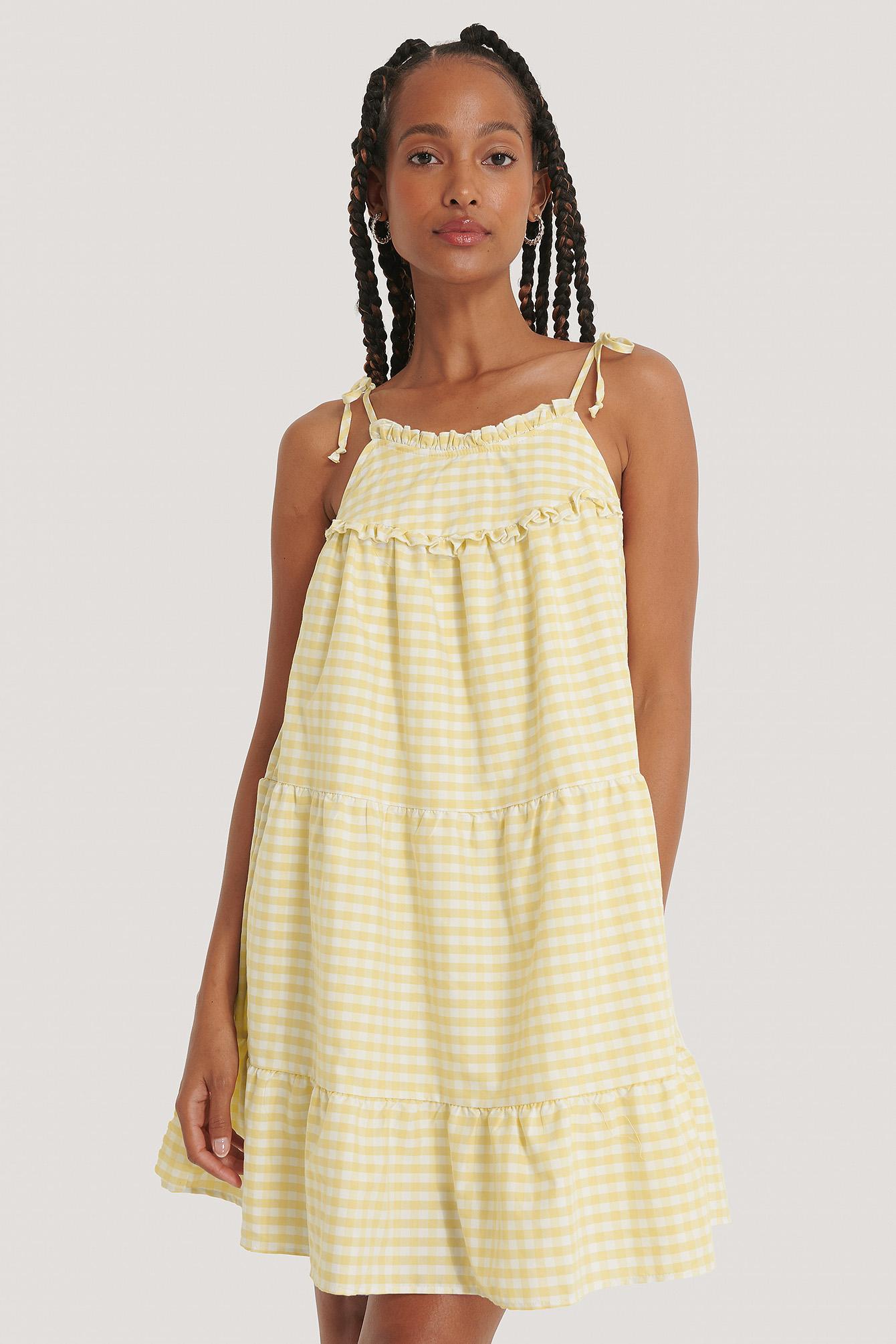 Danefae Kleid vanilje dress swing Freja